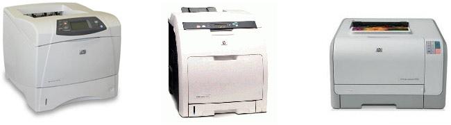 hp laserjet printer repair service