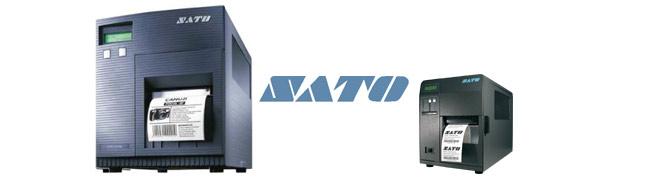 sato thermal barcode printer repair service